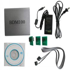 20.00$  Watch now - http://alira9.shopchina.info/go.php?t=32716224174 - 2016 auto Professional Super bdm 100 Ecu programmer Universal Chip Tunning Tool BDM100 with adapters full set 20.00$ #buychinaproducts