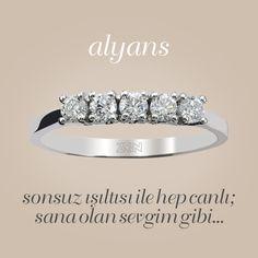 Zen Pırlanta; 5 taş alyans #diamond #wedding #weddingbands #classic #diamonds #infinity #gold #love