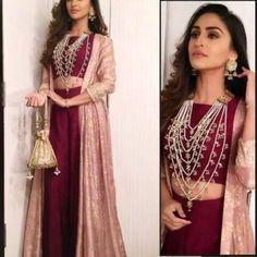Indian Dresses, Sari, Fashion, Indian Gowns, Saree, Moda, Fasion, Saris, Trendy Fashion