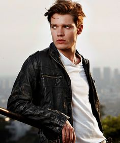 Dominic Sherwood♡ shared by Sandy Herondale on We Heart It Fit Actors, A Little Chaos, Dominic Sherwood, Jesus Mother, Gallagher Girls, Jace Wayland, Thomas Brodie Sangster, Catching Fire, Shadow Hunters