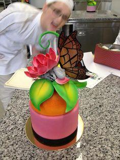Cake Decorating Classes Usa : esculturas de pastillage on Pinterest Team Usa, Cake ...