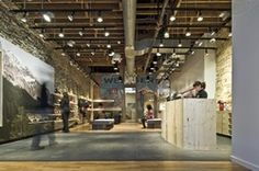 Wenger Swiss Army Store, Boulder CO #retail #store #design