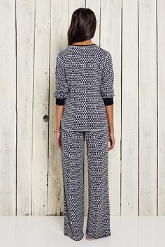 *NEW<br>Bamboo Jammers: Long Sleeve Set<br>Bookhou - Triangles for This Is J</br> Triangles, Amazing Women, Bamboo, Pajamas, Jumpsuit, My Style, Long Sleeve, Fabric, Collection