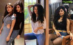 Actress Ritika Singh 2019 Latest Pretty HD Stills - Gethu Cinema All Indian Actress, Indian Actress Gallery, Indian Actresses, Lakshmi Menon, Ritika Singh, Pretty Woman, Blouse Designs, Skater Skirt, Thighs