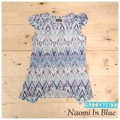Naomi In Blue  PRODUCT TYPE : T-Shirt MATERIAL : Cotton PRICE : 100k Available size : 1 years :  2 years :   3 years :  4 years :   5 years :     For further information , you can contact us through SMS/WA: 081320942222 line ID : groovykidd bbm : 52AA2CC5 Phone :022-87788662 Please put your data as below -NAME -ADDRESS -PHONE NUMBER -E-MAIL -ORDER  WE WILL NOT REPLY COMMENT ON PICTURE Seluruh pertanyaan mengenai detail produk, harap hubungi admin kami.terima kasih.
