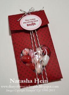 Diary of Two Crafty Girls: Teacher(s) Valentine's Day Treats