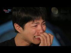 """[꽃보다청춘_아프리카] """"박보검 돌아가신 엄마 생각에, 눈물 펑펑!""""...울.지.마~ - YouTube"""