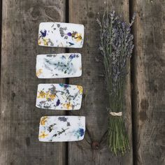 Rainy day wildflower soap making today. Super easy and quick and makes all the senses happy. On the blog.