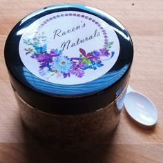 Honeysuckle Rose Coarse Sugar Scrub by RavensNaturals on Etsy