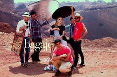 EQUIPO / Revista bagaje México /  Fashion / México