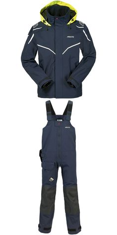 2015 Musto BR1 Inshore Jacket SB1227 & Trouser SB1234 Combi Set NAVY
