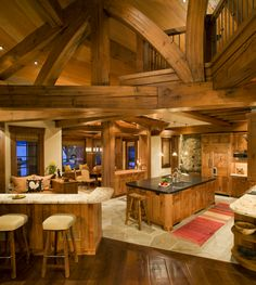 Diamond Star Ranch, Colorado - RMT Architects - 1-800-587-7058