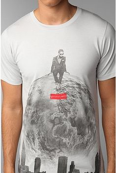 Profound Aesthetic Man On The Moon Tee