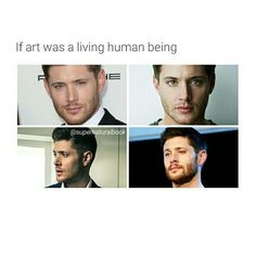 Jensen Ackles is seriously amazing