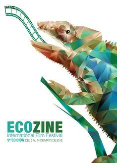 Cartel a Concurso Ecozine 2016
