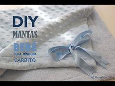 DY Canastilla bebe: Tutorial mantas para la cuna minicuna y capazo