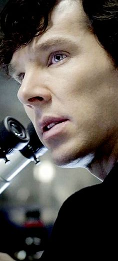 @Emma Openshaw If a member of the Holmes family had an unusual illness, Sherlock would try to find a cure.