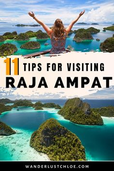 This Raja Ampat travel guide will help you plan your trip. Find out how to get there, the best activities and more tips to make your adventure stress free. Find out the best things to do in Raja Ampat, the best ferry route, hotels and all about diving and snorkeling in Raja Ampat. Plus, where to go for the best photography spots so you can have your very own photoshoot with those dreamy landscapes and turquoise sea. #RajaAmpat #Indonesia #IndonesiaTravel #Islands #Paradise #TravelInspiration Vietnam Travel, Asia Travel, Best Places To Travel, Places To Go, Bali, Gili Island, Beach Trip, Beach Travel, Plan Your Trip