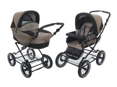 Buy Baby Stroller for Infant Newborn and Toddler Roan Rocco Classic Pram Stroller with Bassinet Separate Seat & Big air-inflated Wheels – Graphite at Discounted Prices ✓ FREE DELIVERY possible on eligible purchases. Jogging Stroller, Travel Stroller, Pram Stroller, Umbrella Stroller, Cheap Baby Strollers, Convertible Stroller, Best Double Stroller, Retro Vintage, Best Baby Carrier