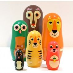 I have a small fascination with matryoshka dolls :)