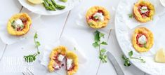 Beetroot and Ricotta Baked Mini Frittata For Kids - One Handed Cooks