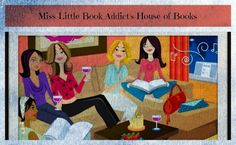 Miss Little Book Addict's House Of Books