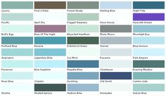 lowes paint color chart house paint color chart chip on lowes interior paint color chart id=90081