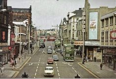 London road as i remember it the last movie i saw at the Odeon was the star wars trilogy new hope empire strikes back and return of the jedi . then i paid Liverpool Town, Liverpool History, Old Pictures, Old Photos, The Last Movie, Mount Pleasant, Southport, S Pic, Past