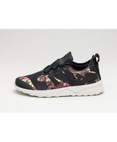 low cost 93a05 1871d Adidas ZX Flux ADV Verve Mujer Núcleo Negras Núcleo Blancas Núcleo Negras  S75984