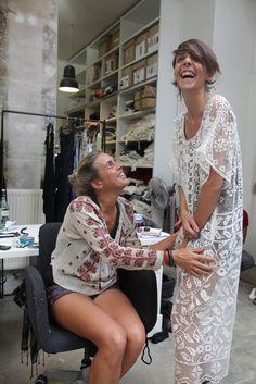 Lovely Lace - Isabel Marant