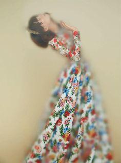 "Dreaming of Dior: ""Precious Forever"" Irina Kravchenko by Erik Madigan Heck for Harper's Bazaar UK May 2016"