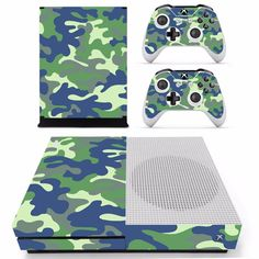 Love this!  http://www.hellodefiance.com/products/urban-camo-skin-xbox-one-slim-protector?utm_campaign=social_autopilot&utm_source=pin&utm_medium=pin
