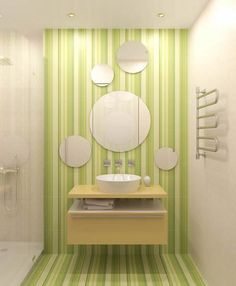 Papel de parede | banheiro