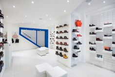 Wink shoe store in Budapest