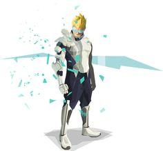 ¡Así son los personajes de Promathos! El planeta donde tiene lugar la historia de #ONMAT.