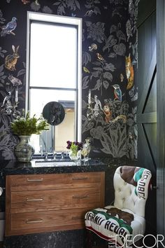 California Cool Bathroom - ELLEDecor.com