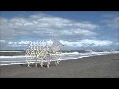 Theo Jansen: Strandbeest, AMAZING!!!!