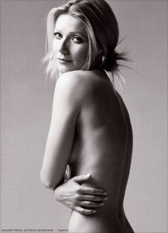 Naturally gorgeous, Gwyneth Paltrow