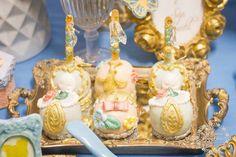 Cinderella Birthday Party via Kara's Party Ideas | Party ideas, decor, printables, tutorials, desserts, cake, recipes and more! KarasPartyIdeas.com (22)