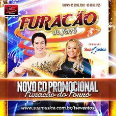 Furacão do Forró - (Promocional Junho - Julho 2014)  http://suamusica.com.br/furacaodoforrojunho2014