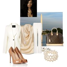 Olivia Pope Style by sherlynd on Polyvore