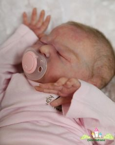 Lifelike Reborn Baby Girl from Sold Out Everleigh by Laura Lee Eagles | eBay