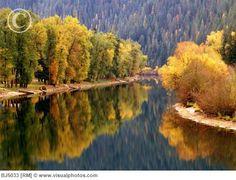 St Joe River, Idaho
