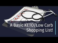 A Basic KETO/Low Carb Shopping List! Low Carb Shopping List, Healthy Shopping, Store Layout, Just The Way, Food Lists, Two By Two, Keto, Make It Yourself, Shop Layout