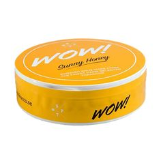 WoW! Sunny Honey White Portionssnus