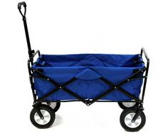 Mac Sports Colla-PSIble Folding Steel Frame Outdoor Garden Utility Wagon, Blue at Lowe's. No more loading up your groceries like you're the Hulk when you have the Mac Sports Collapsible Garden Utility Wagon to give you an extra hand. Best Wagons, Beach Park, Beach Trip, Beach Travel, Folding Wagon, Fishing Cart, Fishing Tips, Bass Fishing, Beach Wagon