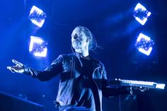Thom Yorke - #Radiohead - July 29th 2016 in Chicago, IL at Grant Park