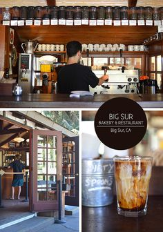Big Sur Bakery & Restaurant || Big Sur, CA .. I want my business to look just like this!