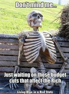 Just waiting and waiting and waiting ...