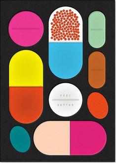 Pills by Indigo Bunting